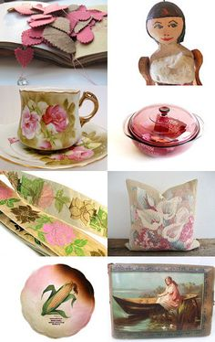 Delightfully Pinked! by AstrasShadow on Etsy--Pinned with TreasuryPin.com