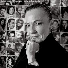 Nilüfer Aydan / © Gaye Yön / Yüz Kumbarası Projesi Actors & Actresses, Cinema, Movies, Movie Theater
