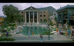 Marty is excited to learn he lives in Hilldale, the nicest quarter of Hill Valley in But as we learn, like many of the once-nice suburban neighborhoods in real life, Hilldale hasn't withstood the test of time well. Michael J Fox, The Time Machine, In 2015, Back To The Future, Marketing Digital, Good Movies, All About Time, The Neighbourhood, Places