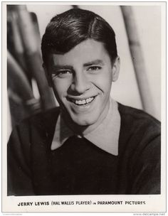 a very young Jerry Lewis