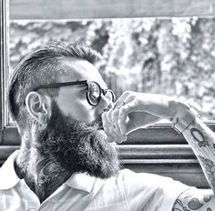 Ricki Hall #beard