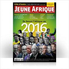 Jeune Afrique 2868 (Edition Internationale)