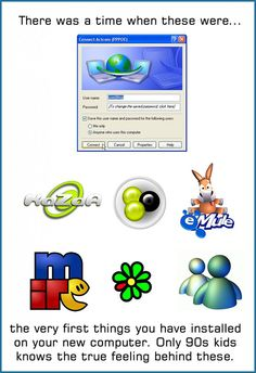The Most Used Software In The 90s