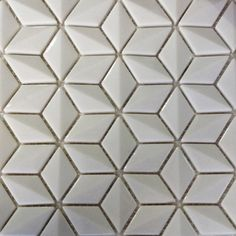 Matrix 3D Glass Mosaics - Products - Surface Gallery