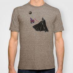 Darth Pinata T-shirt by kxyzle - $22.00