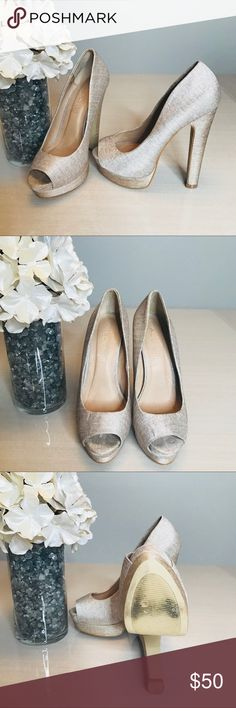 ALDO Heels size 6 ALDO   Size 6  5 1/2 inches in height Aldo Shoes Heels