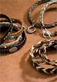 Horse Hair Bracelets