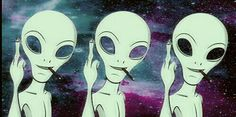 #universe #alien #et #smoking