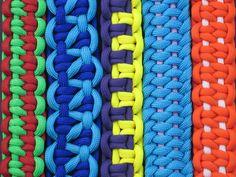 knots patterns paracord | ... Review: Paracord Fusion Ties Volume 1 by J.D. Lenzen | Paracord Blog
