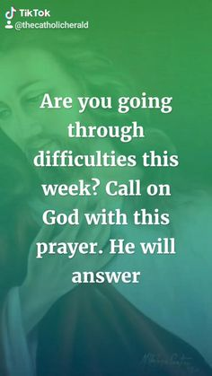 When in Difficulties- Prayer To The Sacred Heart of Jesus #prayer
