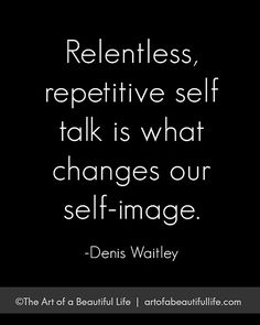 I have been saying it for years.this is so true. Remember it goes both ways, it will either work to your advantage, or to your disadvantage depending on the words you allow yourself to think repetitively. Negative Thoughts, Positive Thoughts, Positive Quotes, Motivational Quotes, Inspirational Quotes, Positive Motivation, Positive Affirmations, Lol So True, Dear Self