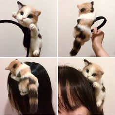 #CatThemeLolita: Do you need this [-✌️-Cat Headbow-✌️-]? Women's Jewelry - http://amzn.to/2j8unq8