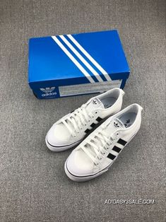 Adidas Nizza Low CQ2333 Unixes Athletic Sneakers Casual Shoes White New  Year Deals e458f98a0