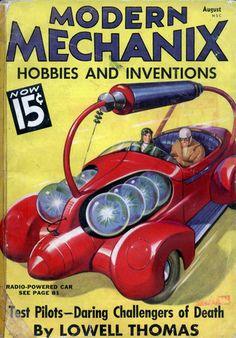 Modern Mechanix – Aug, 1936 | Modern Mechanix