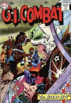 Comic Book Covers, Comic Book Heroes, Comic Books Art, Comic Art, Book Art, Dc Wiki, Western Comics, War Comics, Comics Story