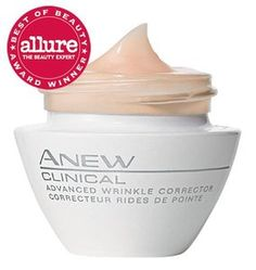 New Avon ANEW CLINICAL Advanced WRINKLE Corrector 1.7 oz. - Full Size - Sold on eBay!!!