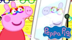 Peppa Pig Sports day The Eye Test Series 2 Episode 37 38