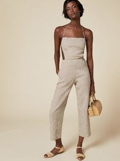 The Lelani Jumpsuit https://www.thereformation.com/products/lelani-jumpsuit-oatmeal?utm_source=pinterest&utm_medium=organic&utm_campaign=PinterestOwnedPins