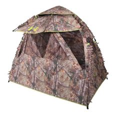 Ameristep Under Armour Speed Freak Blinds, Realtree Xtra Reviews - OMJ Outdoors