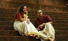 A Traditional Kerala Wedding That Gives You The Feeling Of Authenticity Pre Wedding Poses, Pre Wedding Photoshoot, Wedding Shoot, Photoshoot Ideas, Indian Wedding Couple Photography, Wedding Couple Poses Photography, Photography Poses, Couple Posing, Couple Shoot