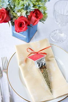 Tea party favors - edible wedding favours - Bridal Shower, Party treats