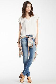 Rose Slim Skinny Jean by Siwy Denim on @HauteLook