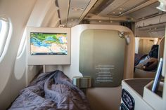 Etihad Airways Business Class nach Abu Dhabi im Airbus A330 #businessclass #airbus #boeing #economyclass #firstclass #etihad #travel #review #food #airbusa330