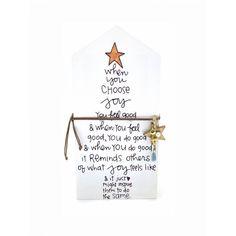 Διακοσμητικά - Bless | Είδη Γάμου & Βάπτισης Choose Joy, Lucky Charm, Feel Good, Charms, Blessed, Christmas Gifts, How Are You Feeling, Place Card Holders, Feelings