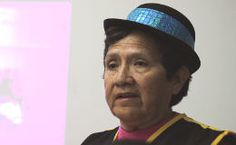 """Luzmila de la Cruz was one of the women leaders from Peru who visited us in London recently. """"The women of Peru and England share a common cause: to promote the recognition of women's rights and women's greater participation in political life."""" http://www.womankind.org.uk/2012/03/women-leaders-from-peru-visit-womankind-2/"""