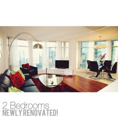 Newly renovated 2 bedroom furnished #apartment at the Palisades in downtown #Vancouver! This upscale suite is tastefully decorated with modern furnishing to suit anyone's style;. parking stall is also included! View photos and full details at http://dunowen.com/suite-1406-1288-alberni-street/  #Canada #Furnishedapartment #Accommodation #Property #RealEstate #DunowenProperties http://dunowen.com