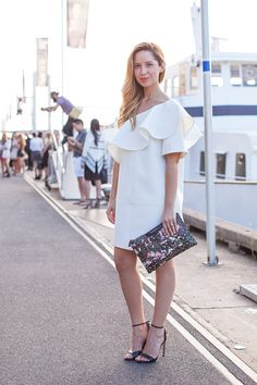 21 Ways to Style an Off-the-Shoulder Senorita Top | StyleCaster
