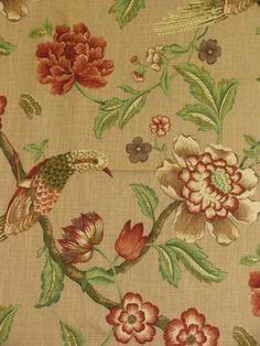 Celeste Natural - www.BeautifulFabric.com - upholstery/drapery fabric - decorator/designer fabric