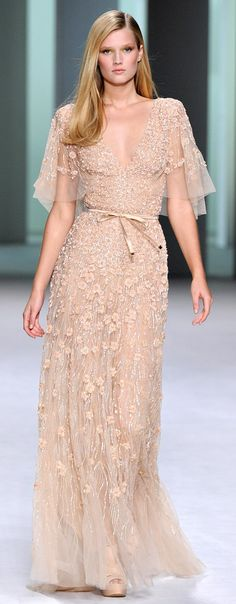 Elie Saab Spring 2011 Ready To Wear Collection