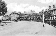 Deptford, London   Amersham Road from Lewisham High Road (now Lewisham Way), c. 1905