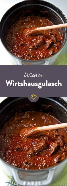 Gutes Gulasch kochen zu können, ist eine Kunst! Ein Rezept aus Susanne Zimmels