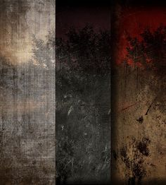 At The End Of The Road, via Flickr. | #mosaicmontagemonday #montage #collage #orange #grey #brown #beige #iphoneography