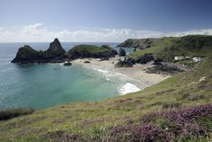 Kynance Cove, The Lizard, Cornwall © National Trust/Ross Hoddinott
