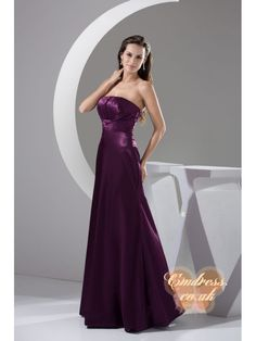Fashionable Custom-made Evening Dress Satin silk and Prosperous Cotton Bridesmaids Dresses