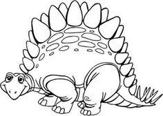 printable dinosaur coloring pages | Party Rocking | Pinterest ...