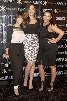 kardashian fashion 2013 | Did you know the Kardashians sell a fashion line at U.K. fashion ...