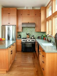 half wall with small overhead cabinets possible in my kitchen or would it take too much cabinet space kitchen cabinets pinterest traditional. Interior Design Ideas. Home Design Ideas