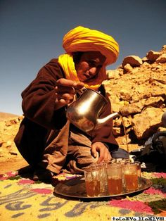 tuaregi tea