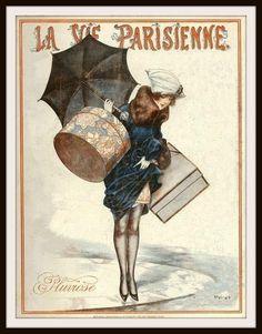French Magazine Paris