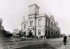 Bilston Town Hall 1900