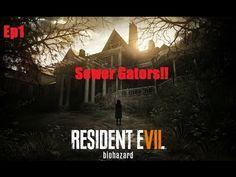 Sewer Gators Resident Evil 7 Ep1