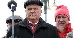 Лидер КПРФ Геннадий Зюганов  высказал претензии к проведению выборов  президента России: по его мнению, их нельзя считать честными, та...