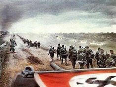 March to the East, 1941. Pin by Paolo Marzioli
