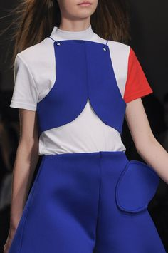 Jacquemus at Paris Fashion Week Fall 2014 - StyleBistro