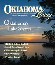 Has an article about Oklahoma lakes and an article of things to do in Frontier Country in central Oklahoma
