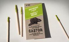 Castor Flavoured Toothpicks